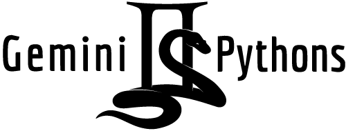 Gemini Pythons